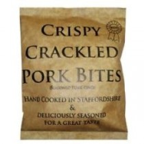Pork scratchings and Snacks