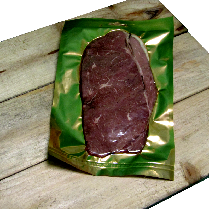 Cooked 100% Sliced Topside 4oz Packet