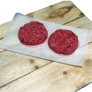 Danish Crown Luxury 8oz All Beef Burger Award Winning