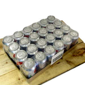 Pepsi Diet Cans 24 x 330ml