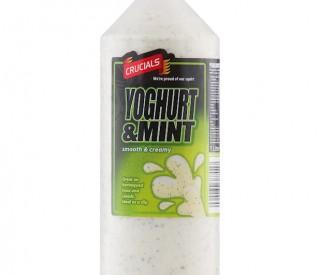 1 lt Crucial Squeezy Yoghurt & Mint