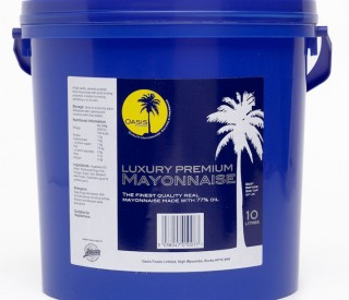 mayonnaise 10 ltr Oasis Luxury