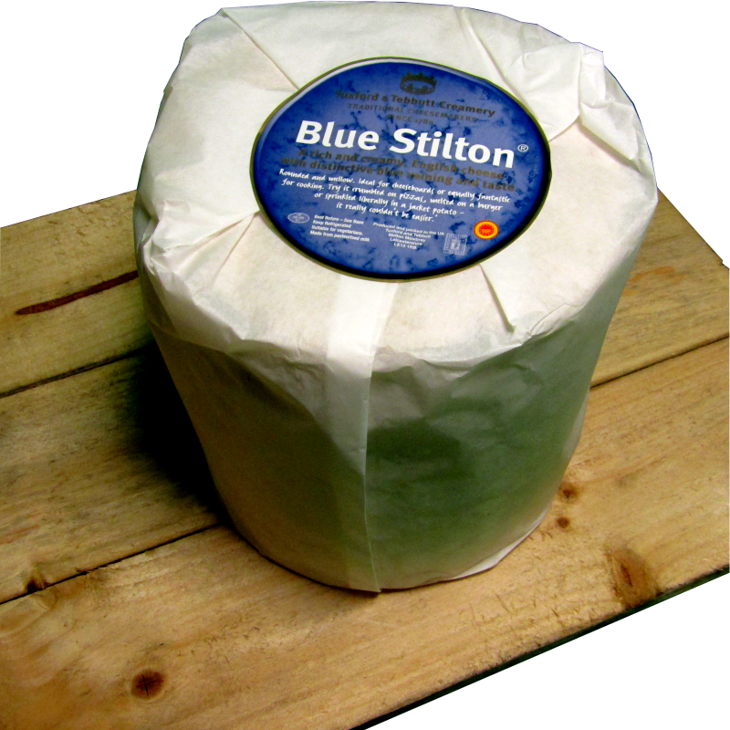 stilton cheese WHOLE (8kg approx)
