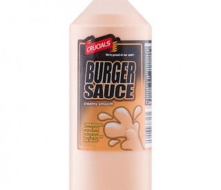 1 lt Crucial Squeezy Burger Sauce