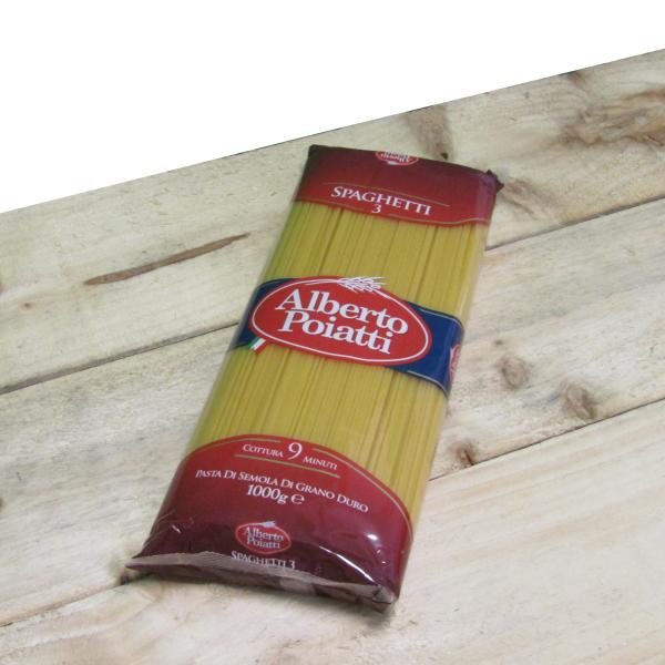 Alberto Spaghetti Pasta 1kg