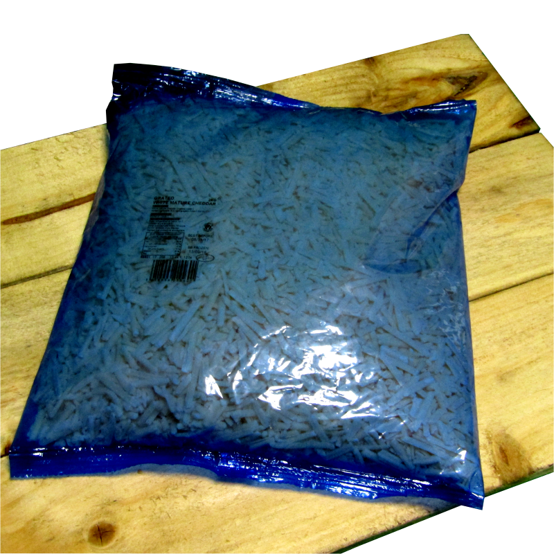 Grated Mature Cheese 2kg