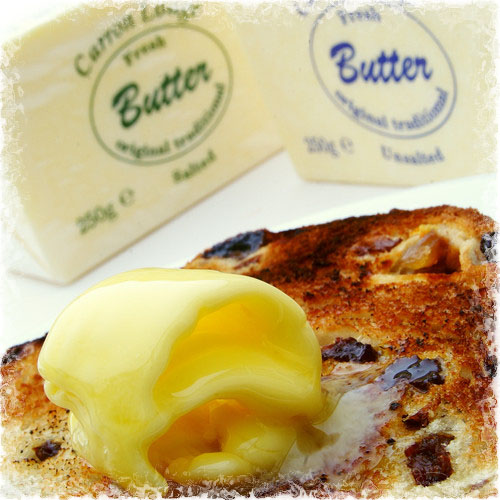 250g Unsalted Butter Caron Lodge