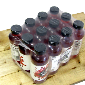 Juice Burst Drinks 12 x 500ml Cranberry