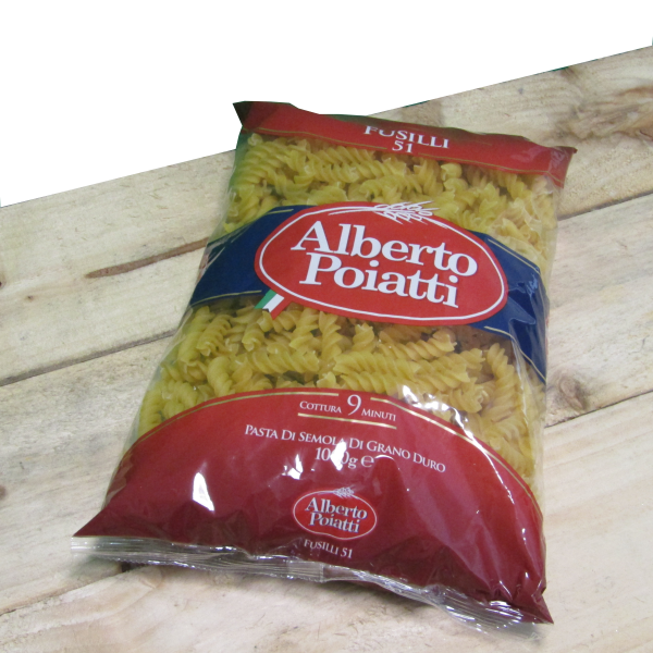 Alberto Fusilli Pasta 1kg