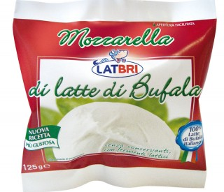 Buffalo Mozzarella Ball 125gm