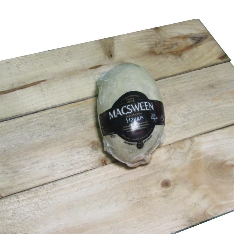 Mcsween Haggis (2lb) 0.91kg