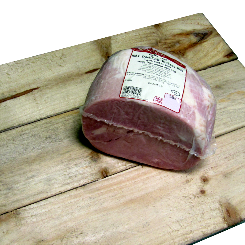 Bearfields **HALF** Traditional cooked Ham