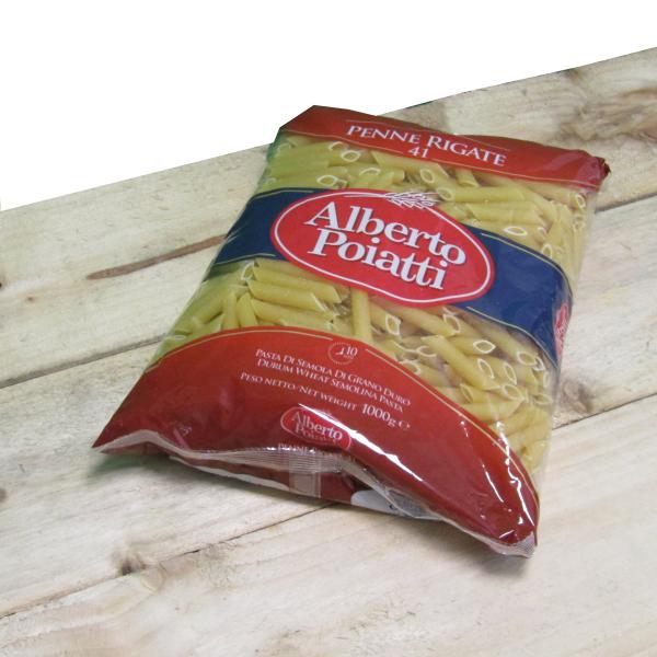 Alberto Penne Rigate Pasta 1kg