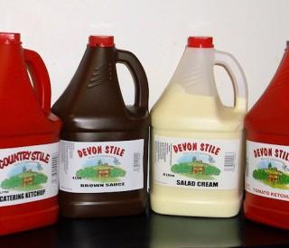 4lt Devon Style Red Tomato Sauce