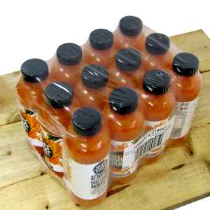 Juice Burst Drinks 12 x 500ml Orange and Carrot
