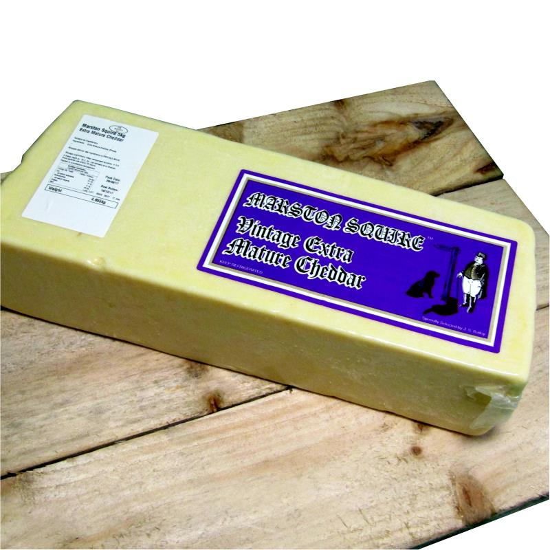 5kg Extra Mature Cheese (10lbs)