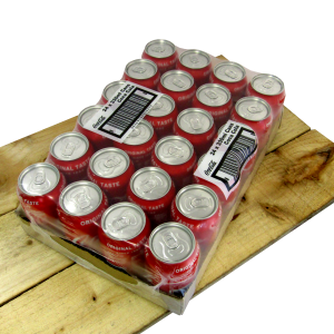 Coca Cola cans 24 x 330ml