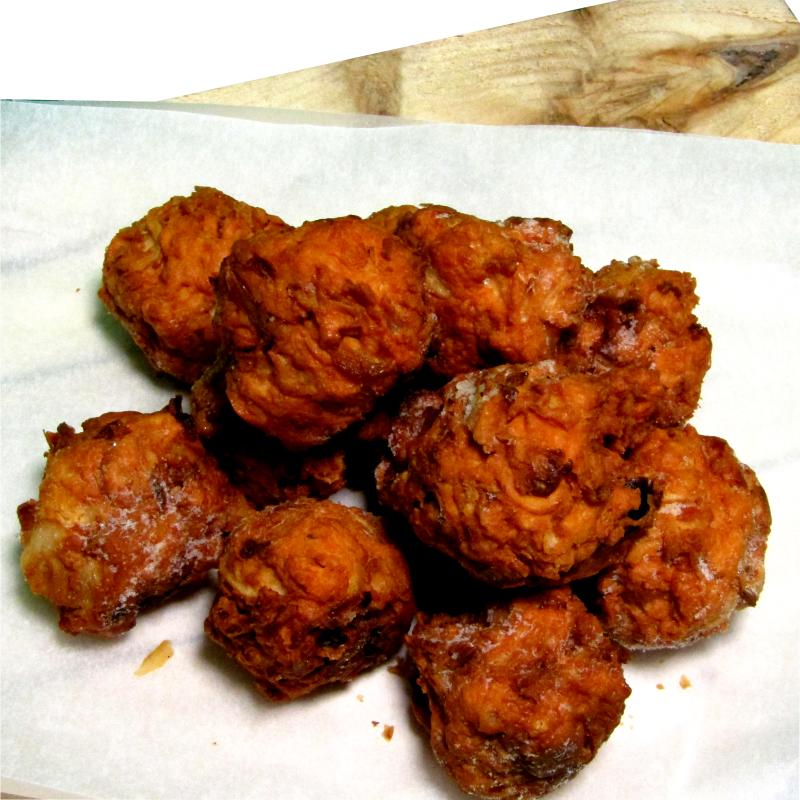 Large onion bhaji x 12